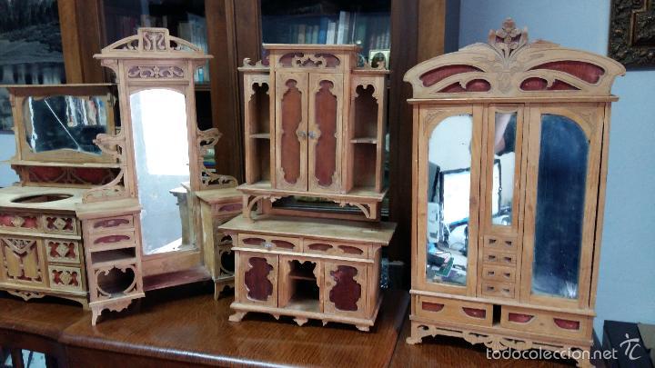 4 muebles modernistas, gran tamaño, gran calida - Comprar Vestidos y ...