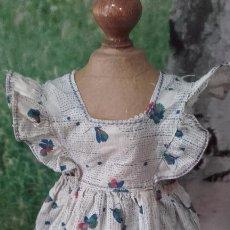 Vestidos Muñeca Española Clásica: ANTIGUO VESTIDO PARA MUÑECA. Lote 64017507