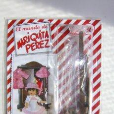 Vestidos Muñeca Española Clásica: EL ARMARIO DE MARIQUITA PEREZ (FASCICULO 36) ULTIMA FASE DEL MONTAJE. ALTAYA. Lote 95871712
