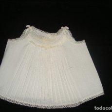 Vestidos Muñeca Española Clásica: ANTIGUO VESTIDO PARA MUÑECA. Lote 64186595