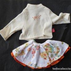 Vestidos Muñeca Española Clásica: VESTIDO CONJUNTO MARIQUITA PEREZ. Lote 71408495