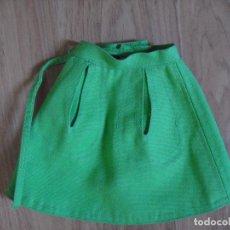 Vestidos Muñeca Española Clásica: FALDA MARIQUITA PÉREZ MARCADA. Lote 72164539