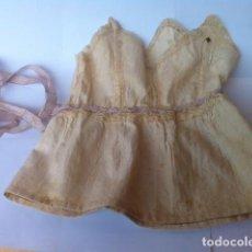 Vestidos Muñeca Española Clásica: VESTIDO PRINCIPIOS SIGLO PARA MUÑECA PORCELANA O DE LAS MUY ANTIGUAS,. Lote 73051827