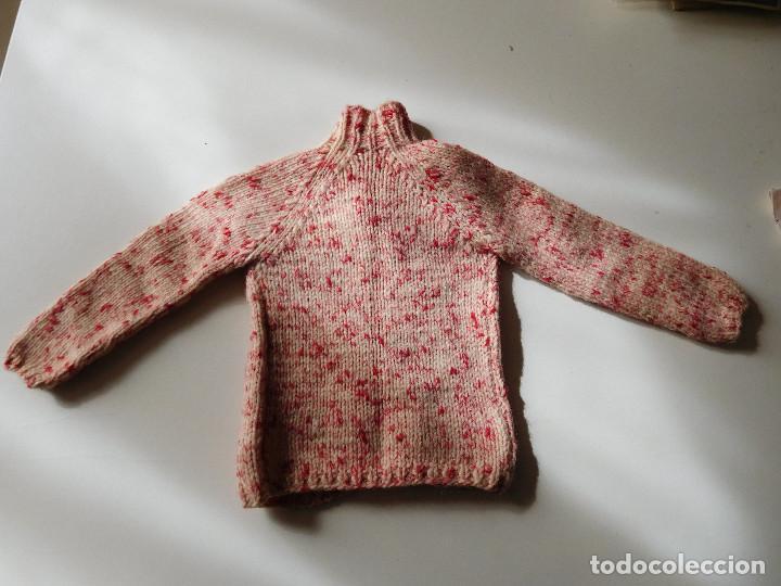 Vestidos Muñeca Española Clásica: Jersey para muñeca antigua - Foto 2 - 75776343