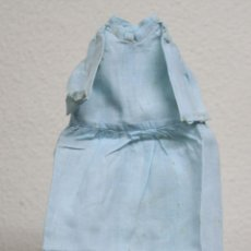 Vestidos Muñeca Española Clásica: CAMISÓN PARA MUÑECA ANTIGUA. ALGODÓN Y ENCAJE. ESPAÑA. PRINC. S. XX. Lote 79019137