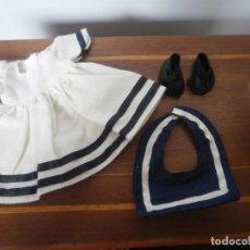 Vestidos Muñeca Española Clásica: VESTIDO Y ZAPATOS.. Lote 79609157