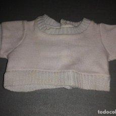 Vestidos Muñeca Española Clásica: 918- JERSEY PARA MUÑECA MARCA ( GROS,MARIQUITA PEREZ,SIMILARES?) SIN ETIQUETA ( AÑOS 40/50/60). Lote 80947536