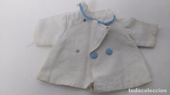 ANTIGUO VESTIDITO CHAQUETA (Juguetes - Vestidos y Accesorios Muñeca Española Clásica (Hasta 1960) )