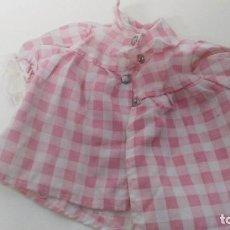 Vestidos Muñeca Española Clásica: ANTIGUO VESTIDITO. Lote 85623772