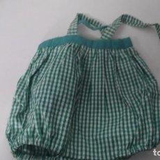 Vestidos Muñeca Española Clásica: ANTIGUO VESTIDITO ACCESORIO DE MUÑECA MARIQUITA PEREZ ANTIGUO AÑOS 40-50. Lote 87307680