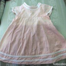 Vestidos Muñeca Española Clásica: VESTIDO ANTIGUO DE MUÑECA AÑOS 50. Lote 88608032