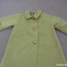Vestidos Muñeca Española Clásica: GABARDINA MARIQUITA PEREZ. Lote 90977460