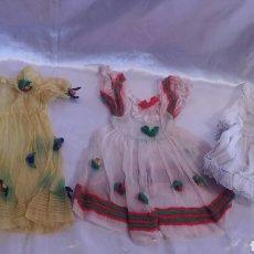 Vestidos Muñeca Española Clásica: VESTIDO MUÑECA TIPO LENCY LENCI. Lote 93009740