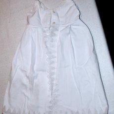Vestidos Muñeca Española Clásica: ANTIGUO FALDON PIQUE -BEBE TAMBIÉN PARA MUÑECA. Lote 93835370