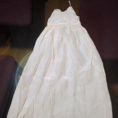 Vestidos Muñeca Española Clásica: FALDON ROSA MUÑECA. Lote 94684915