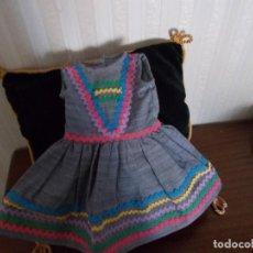 Vestidos Muñeca Española Clásica: ANTIGUO VESTIDO PARA MARIQUITA O CAYETANA DE LAS DELGADAS . Lote 95418411