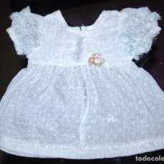 Vestidos Muñeca Española Clásica: VESTIDO MUÑECA 30 CM. Lote 96833831