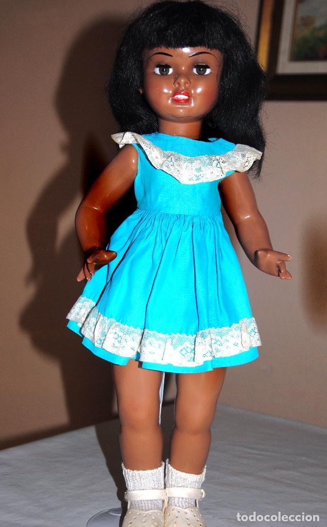 Vestido De Algodón Color Azul Turquesaapto Para Lili