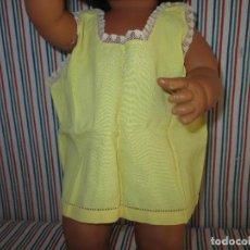 Vestidos Muñeca Española Clásica: ANTIGUA CAMISETA ARTESANAL. Lote 96959811