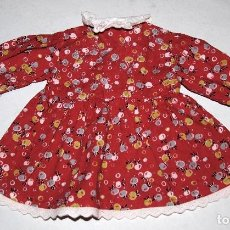 Vestidos Muñeca Española Clásica: VESTIDO MUÑECA 40 CM.. Lote 96971151