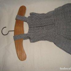 Vestidos Muñeca Española Clásica: ANTIGUO VESTIDO DE MUÑECA. Lote 97403091