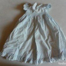 Vestidos Muñeca Española Clásica: CAMISÓN FALDÓN LARGO PARA MUÑECA. Lote 97546051