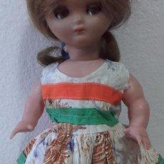 Vestidos Muñeca Española Clásica: ANTIGUO VESTIDO PARA MUÑECA LINDA PIRULA O SIMILAR. Lote 98787683