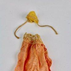 Vestidos Muñeca Española Clásica: CONJUNTO DE VESTIDOS PARA MUÑECA. PRINCIPIOS S.XX.. Lote 103700723