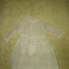 Vestidos Muñeca Española Clásica: ANTIGUO VESTIDO EN ORGANDÍ DE MARIQUITA PEREZ. Lote 104242167