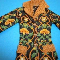 Vestidos Muñeca Española Clásica: CHAQUETA DEL CONJUNTO TRESSY MINI MANIQUI DE NOVO GAMA. Lote 45581999