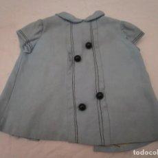 Vestidos Muñeca Española Clásica: VESTIDO TAMAÑO VIRGINIA NOVO GAMA. Lote 105352319