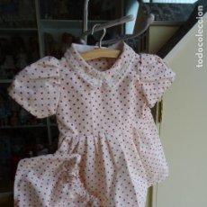 Vestidos Muñeca Española Clásica: VESTIDO PARA MUÑECA MARIQUITA PEREZ, GISELA... . Lote 110702183