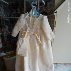 Vestidos Muñeca Española Clásica: PRECIOSO FALDÓN PARA MUÑECA O MUÑECO BEBE. Lote 110703039