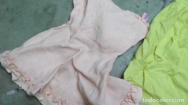 Vestidos Muñeca Española Clásica: 2 VESTIDOS PARA MUÑECA - Foto 2 - 112524939