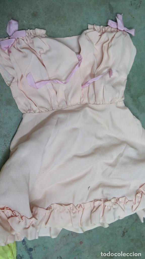 Vestidos Muñeca Española Clásica: 2 VESTIDOS PARA MUÑECA - Foto 4 - 112524939