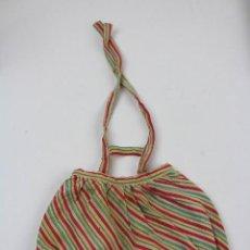 Vestidos Muñeca Española Clásica: VN-108. PETO PARA MUÑECO, AÑOS 40.. Lote 113169183