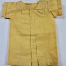 Vestidos Muñeca Española Clásica: VN-113. CAMISA DE ALGODON PARA MUÑECA. PRINCIPIOS S.XX.. Lote 113246799