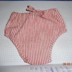 Vestidos Muñeca Española Clásica: BRAGUITA CLASICA DE MARIQUITA PEREZ, EN MUY BUEN ESTADO, COMO NUEVA, PERO DE EPOCA. Lote 114659179