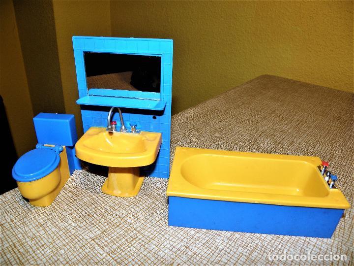 Familia hogarin cuarto de baño sin blister colo - Vendido ...