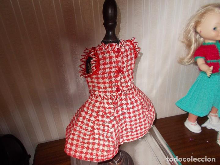Vestidos Muñeca Española Clásica: Vestido de muñeca cayetana de las mas delgaditas - Foto 2 - 127591315