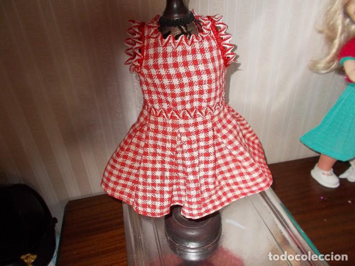Vestidos Muñeca Española Clásica: Vestido de muñeca cayetana de las mas delgaditas - Foto 3 - 127591315