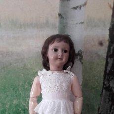 Vestidos Muñeca Española Clásica: ANTIGUO VESTIDO DE MUÑECA. Lote 114996683