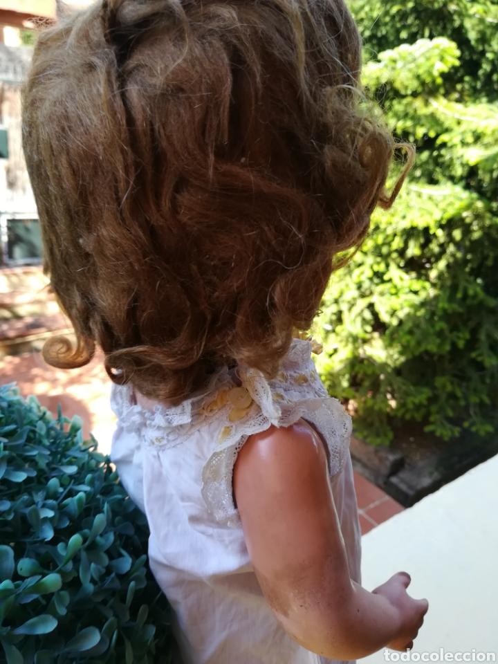 Vestidos Muñeca Española Clásica: Enaguas camison antiguo para muñeca de 53 a 56 cm....v127 - Foto 3 - 133202003