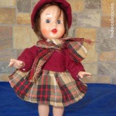 Vestidos Muñeca Española Clásica: MARIQUITA PEREZ - CONJUNTO ORIGINAL MARIQUITA PEREZ 20 CM, VER FOTOS Y DESCRIPCION! SM. Lote 133861962