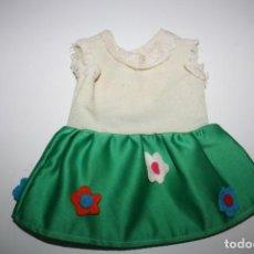 Vestidos Muñeca Española Clásica: VESTIDO MUÑECA AÑOS 50. Lote 139530402