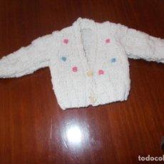 Vestidos Muñeca Española Clásica: CHAQUETA ARTESANAFORMABA. Lote 140599822