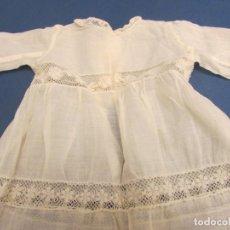 Vestidos Muñeca Española Clásica: 7 PIEZAS DE ROPA ANTIGUA PARA MUÑECAS. Lote 143281146