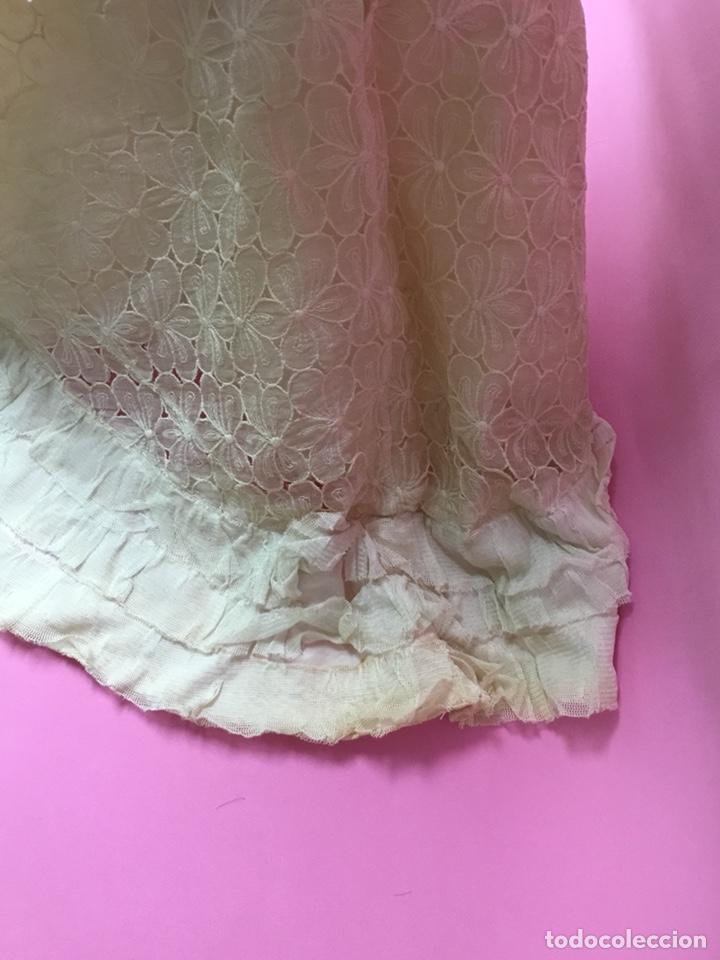 Vestidos Muñeca Española Clásica: Vestido de fiesta o novia para Cayetana, años 50 - Foto 3 - 143822953