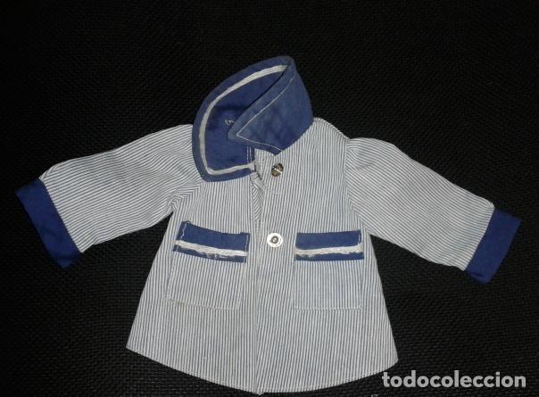 Vestidos Muñeca Española Clásica: Lote de 8 vestidos de muñeca años 40-50: abrigos, vestidos de fiesta, etc No están marcados - Foto 5 - 150723594