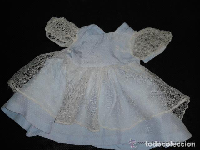 Vestidos Muñeca Española Clásica: Lote de 8 vestidos de muñeca años 40-50: abrigos, vestidos de fiesta, etc No están marcados - Foto 7 - 150723594
